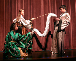 CSG Upper School Theater Presents: The White Snake