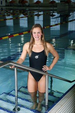 High School Swimming- Top competitors reach for more in postseason meets