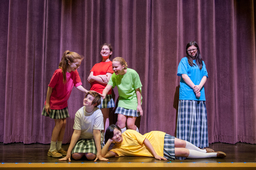 CSG Middle School Theater Presents SNOOPY!!! The Musical