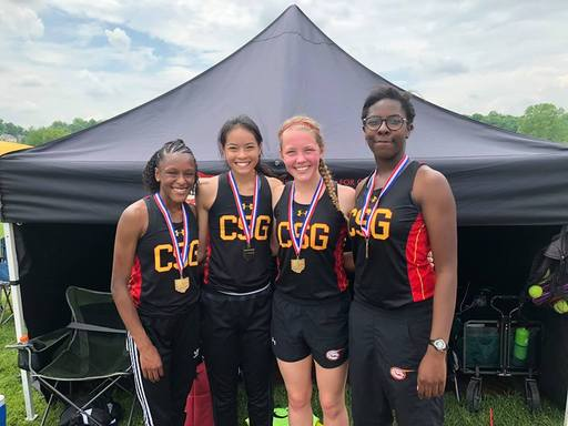 CSG to compete in Division II OHSAA state track meet