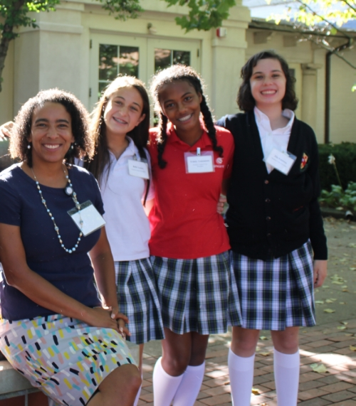 Csg all girls private middle school in columbus ohio boundless energy and enthusiasm thats what you feel when you walk through the hallways and classrooms of columbus school for girls middle school academy ccuart Choice Image